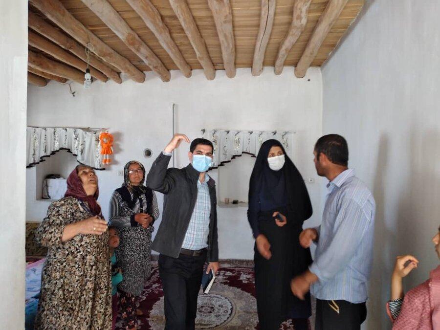 اعزام اورژانس اجتماعی ۱۲۳ به مناطق زلزلهزده خراسان شمالی/ زلزله خسارت جانی نداشته است