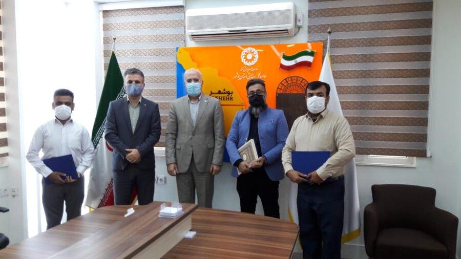تجلیل مدیر کل بهزیستی استان بوشهر از کارشناسان روابط عمومی