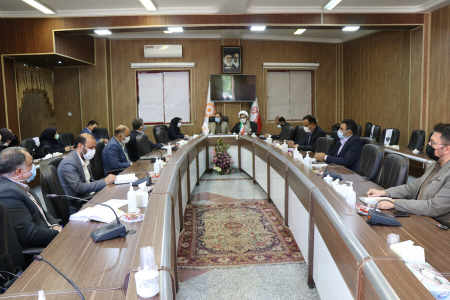 برگزاری دومین جلسه کمیته فرهنگی و پیشگیری از اعتیاد شورای هماهنگی مبارزه با مواد مخدر آذربایجان غربی
