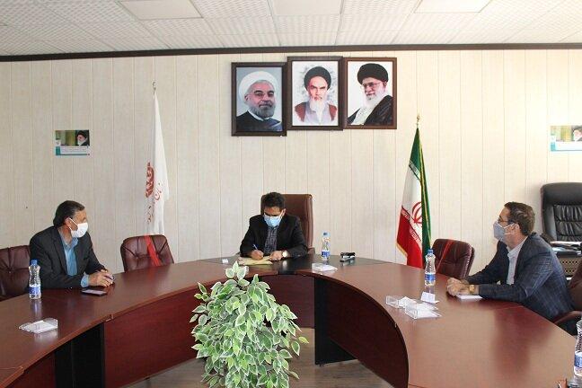 گزارش تصویری | برگزاری کمیسیون مناقصه نیروهای خرید خدمت ۱۴۸۰ بهزیستی استان