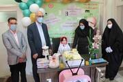 گزارش تصویری | آغاز طرح سنجش بینایی کودکان 3 تا شش سال در استان