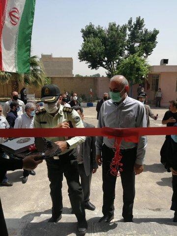 افتتاح مرکز درمان و بازتوانی طلوع سبز ایثار