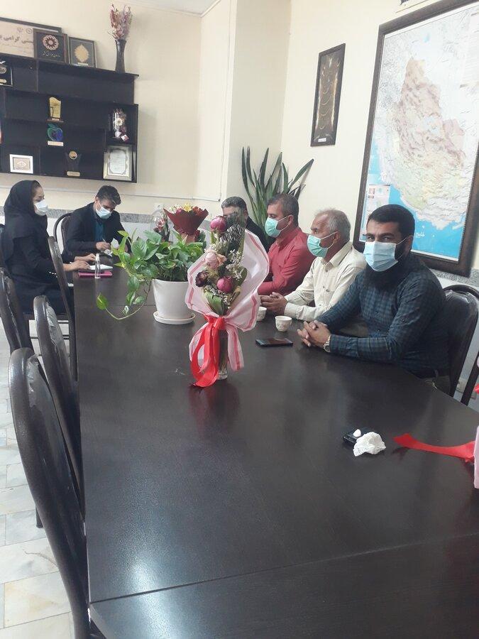 فیروزآباد | نشست مدیران مراکز اقامتی تحت نظارت بهزیستی