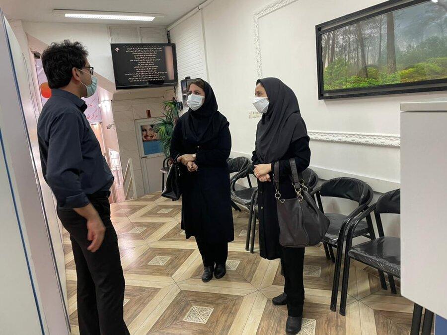 ملارد  بازدید از مراکز مثبت زندگی شهرستان