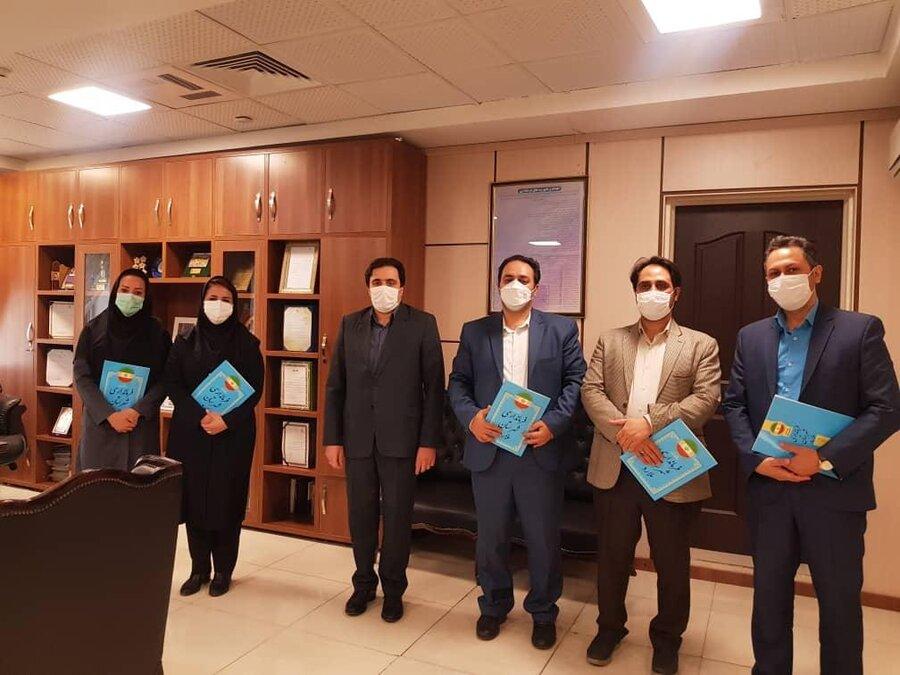 ملارد| بهزیستی برترین روابط عمومی شهرستان انتخاب شد