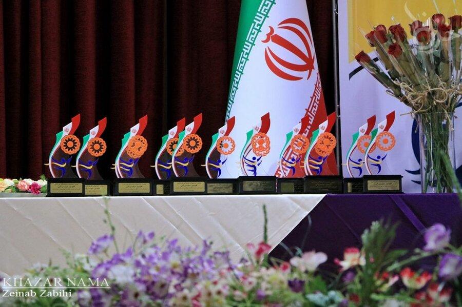 آیین اختتامیه نخستین جشنواره فرهنگی، ورزشی و هنری ظهور مهربانی برگزار شد