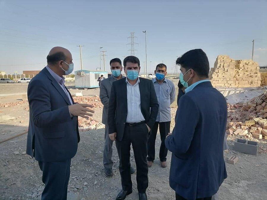مرکز جامع توانبخشی و پیشگیری قلعه گنج نیازهای مردم جنوب شرق را در این زمینه برطرف خواهد کرد