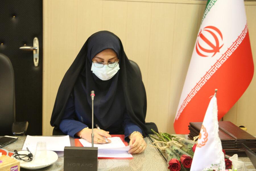 نشست مدیر کل با روابط عمومی