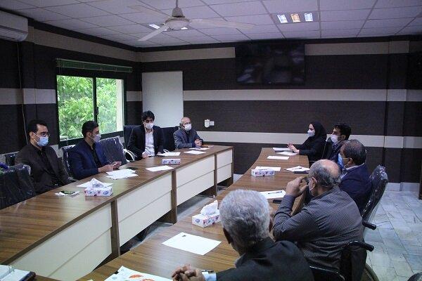 سوادکوه│ برگزاری اولین جلسه کمیته مناسب سازی سال ۱۴۰۰ در شهرستان سوادکوه