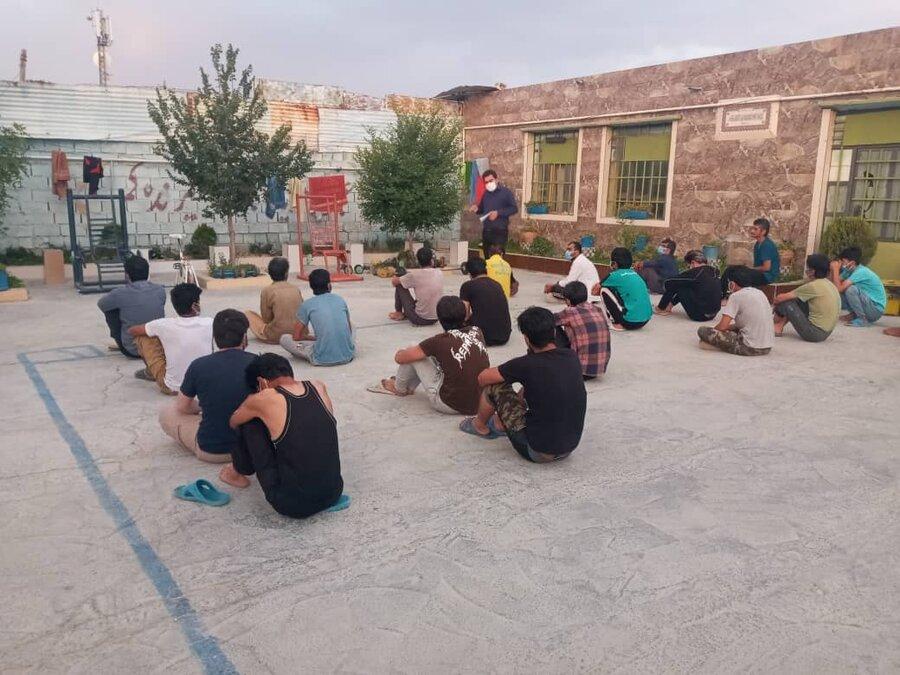 فیروزآباد | آموزش پیشگیری از ایدز و هپاتیت