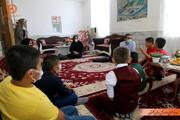 گزارش تصویری | بازدید مدیرکل کودکان و نوجوانان سازمان بهزیستی از مراکز شبه خانواده استان گلستان