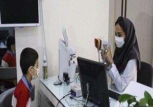 آغاز غربالگری بینایی کودکان ۳ تا ۶ سال در استان کرمانشاه