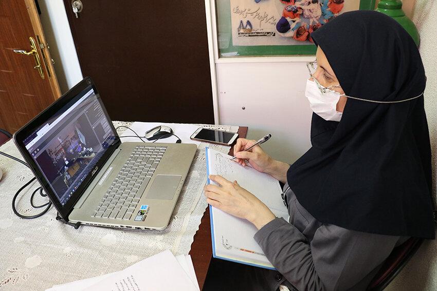 برگزاری وبینار آموزشی با هدف تاکید بر اجرای برنامه های صیانت از جمعیت ، تحکیم گفتمان و همکاریهای بین بخشی