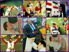 امرالله دهقانی؛ قهرمان وزنه برداری مسابقات پارالمپیک