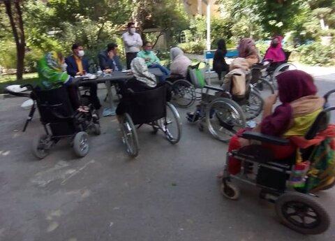 بازدید از مرکز شهدای هفتم تیر