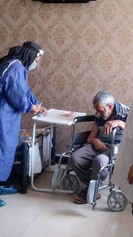 واکسیناسیون سالمندان در برابر ویروس کرونا
