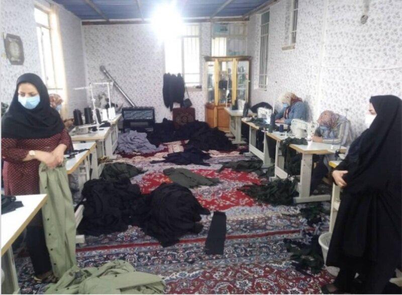 اشتغال ۵۶ زن سرپرست خانوار در قالب گروه همیار