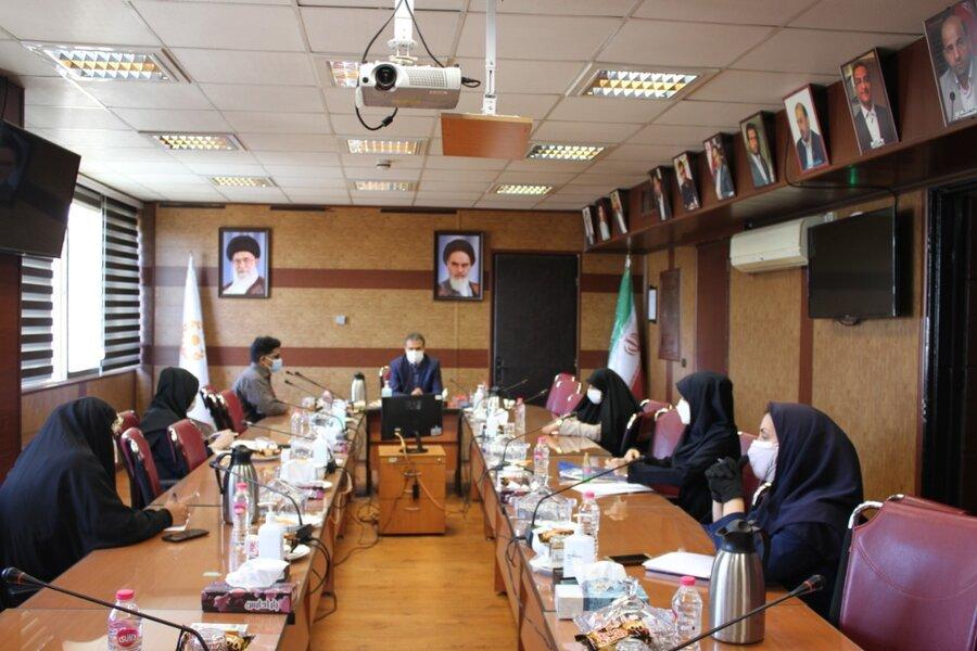 برگزاری شورای کانون قرآن و عترت