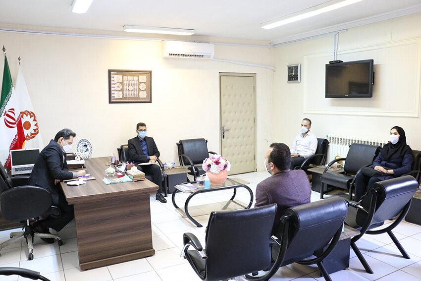 نشست هیئت ورزش های جانبازان و معلولین استان گیلان برگزار شد
