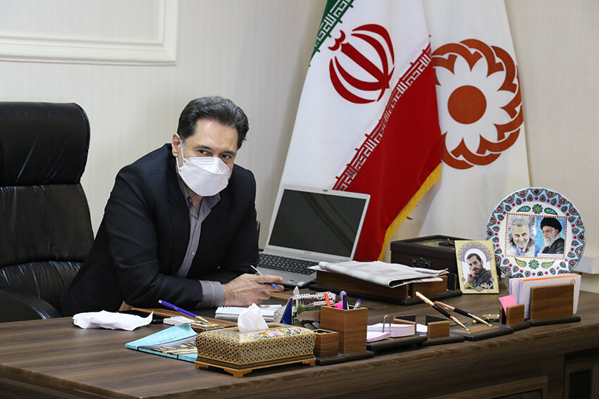 نشست هیئت رئیسه هیئت ورزش های جانبازان و معلولین استان گیلان برگزار شد