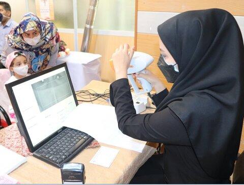 گزارش تصویری| اجرای برنامه غربالگری بینایی کودکان 3 تا 6 ساله در استان چهارمحال و بختیاری