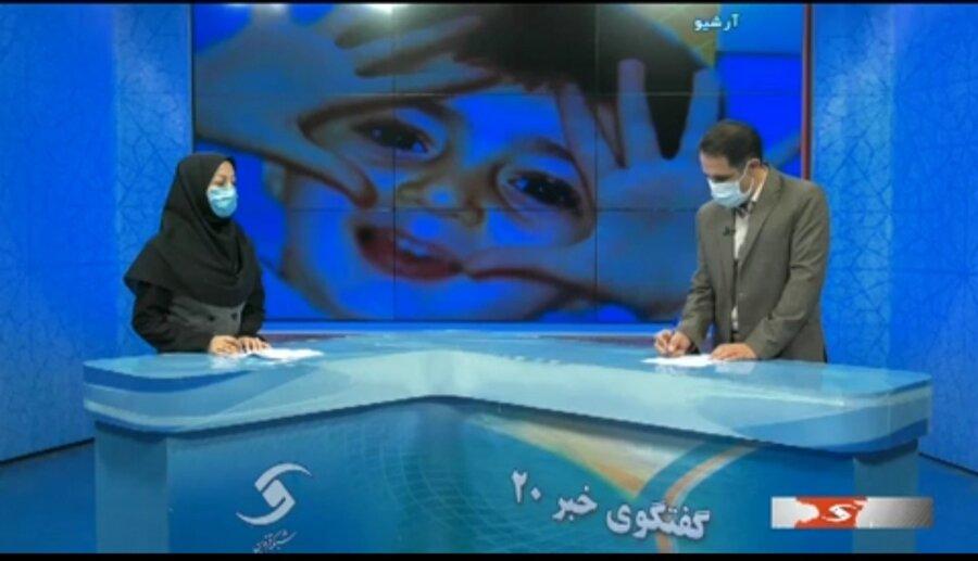 فیلم | آغاز غربالگری بینایی کودکان سه تا ۶ سال