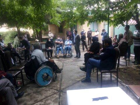 شهرستان همدان | انتخابات مجمع عمومی تعاونی مسکن