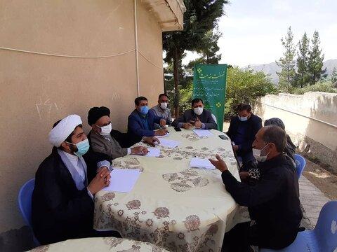 گزارش تصویری   برگزاری میز خدمت در مجتمع بهزیستی رازمیان