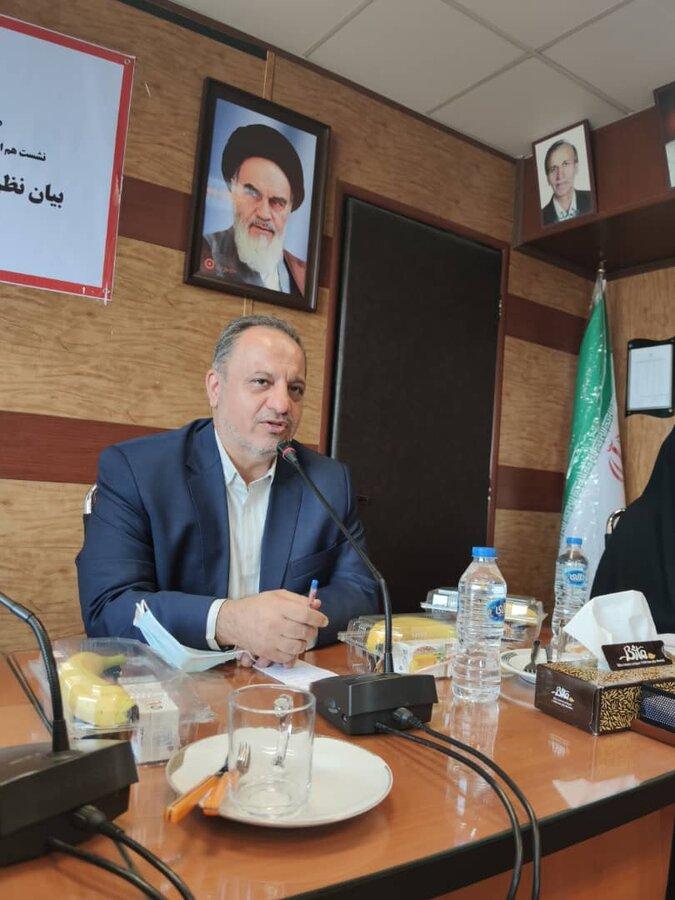 حضور بیش از ده درصد کارکنان بهزیستی کشور در استان تهران