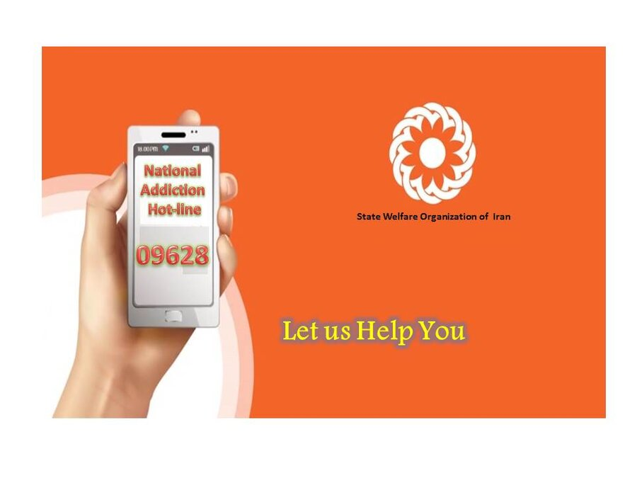 Hot-Line 09628 provides more services for addicts