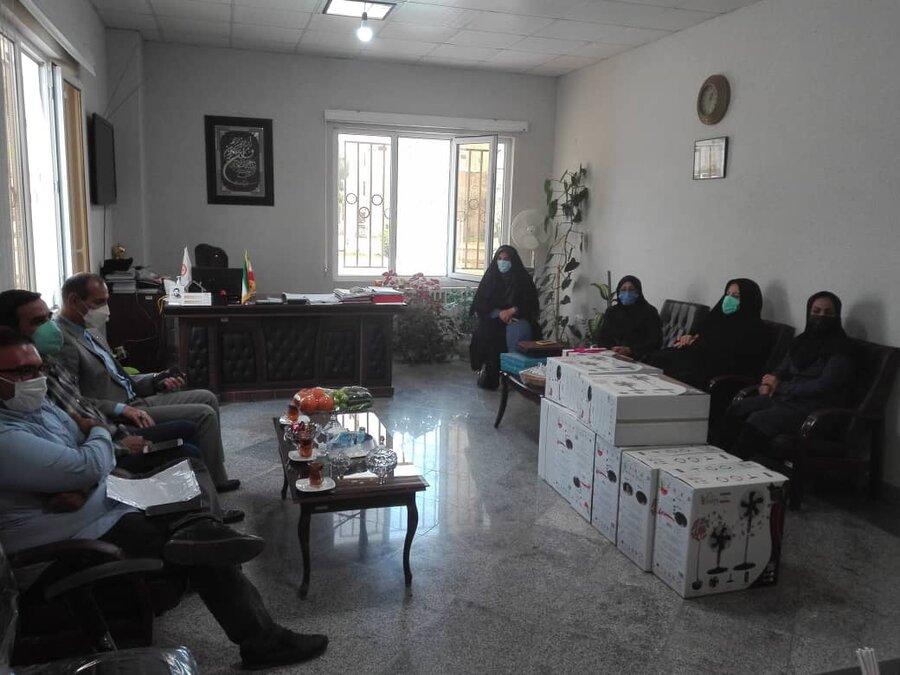 فیروزکوه| تحلیل از هشت تن ایثارگر شاغل در بهزیستی