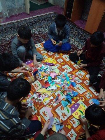شاهرود | گزارش تصویری | شور و نشاط زندگی در مراکز شبه خانواده