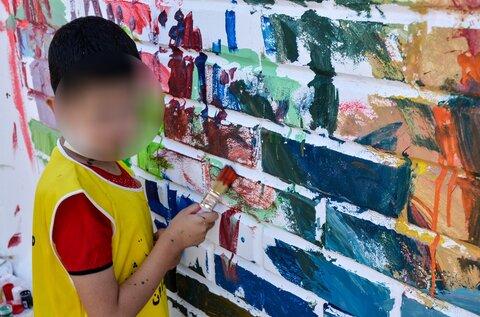 فیلم|حمایت از کودکان اوتیسم در آبادان