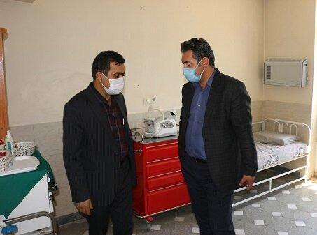 گزارش تصویری |بازدی از مرکز شبانه روزی توانبخشی ونگهداری  معلولین مهر آوران