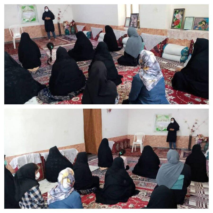 فراشبند | برگزاری جلسه آموزشی مهارت های زندگی