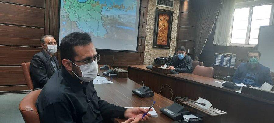 نخستین نشست کمیته مدیریت عملکرد بهزیستی آذربایجان شرقی