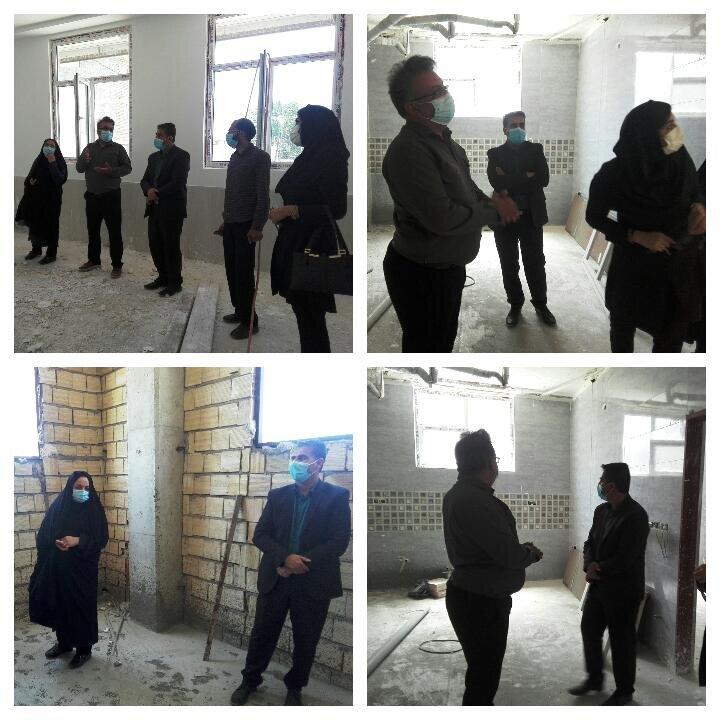 بهزیستی فیروزآباد   پیگیری ساخت مرکز پسران کوثر