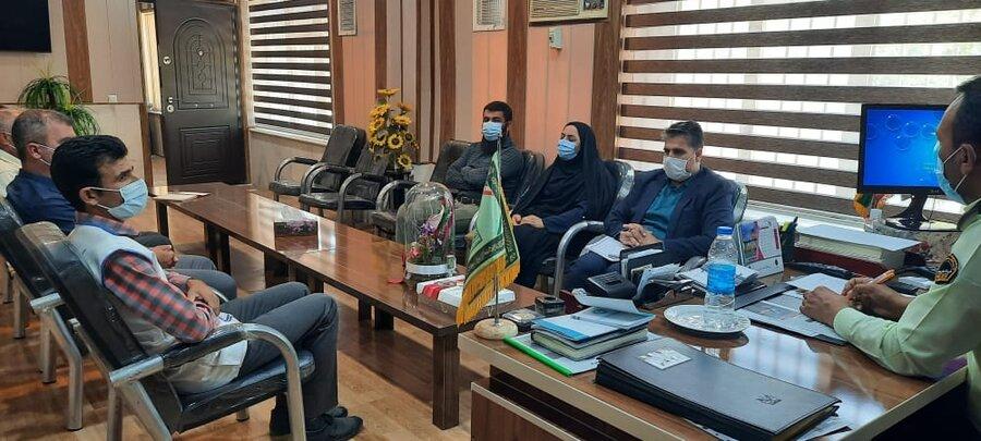 فیروزآباد | تفاهم بهزیستی و نیروی انتظامی