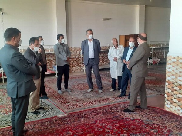 نجف آباد حضور تیم بازرسی قوه قضائیه در شهرستان نجف آباد