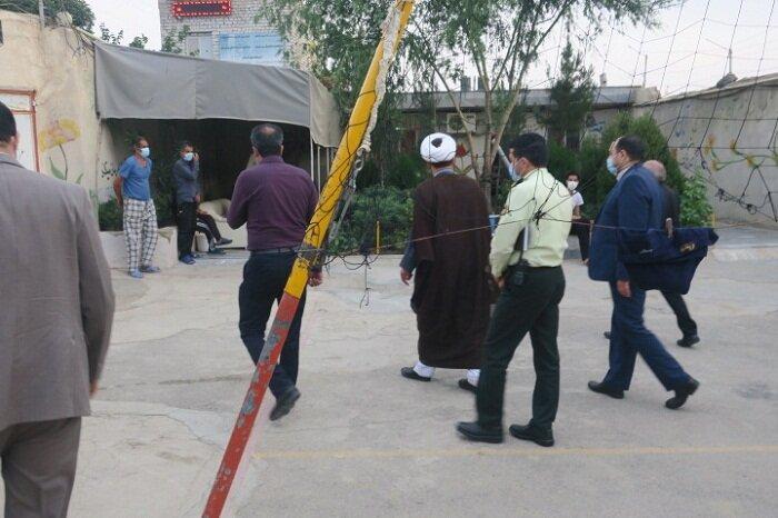 گزارش تصویری| بازدید بازرسان قوه قضائیه از مراکز تحت نظارت بهزیستی گلپایگان
