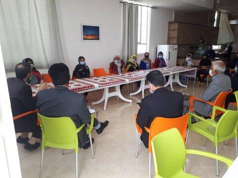گزارش تصویری| بازدید مدیرکل دفتر کودکان و نوجوانان بهزیستی کشور از مراکز شبه خانواده بهزیستی خراسان جنوبی