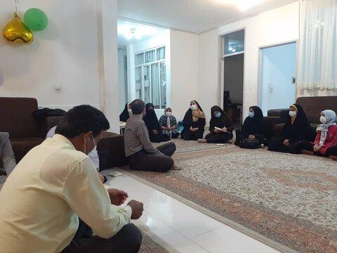 مرکز نگهداری دختران حاج ضیائی شهرستان قاینات خ ج