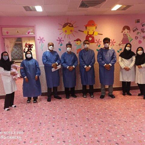 شیرخوارگاه خاتم الأنبیاء بهزیستی خ ج