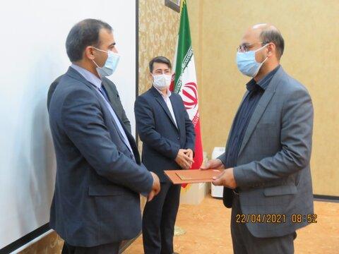 باخرز | تقدیر مدیر کل رفاه استان از رئیس بهزیستی باخرز