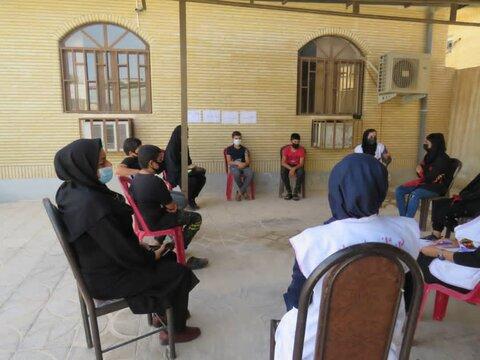 تنگستان کارگاه آموزشی مهارت تاب آوری ویژه کودکان کار توسط اورژانس اجتماعی تنگستان برگزار گردید