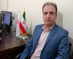 بهار| نشست خبری رئیس اداره بهزیستی شهرستان