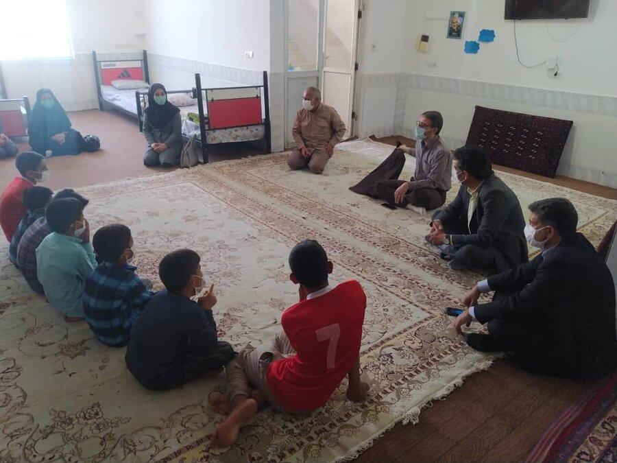 ابلاغ شیوه نامه جامع بازدید از مراکز شبه خانواده به استان ها