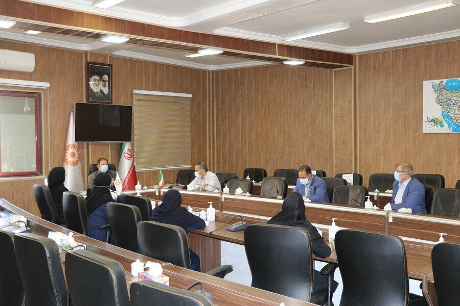 برگزاری دومین جلسه ستاداشتغال و کارآفرینی آذربایجان غربی