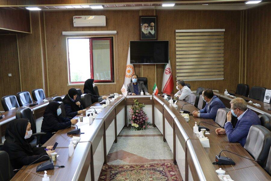 برگزاری دومین جلسه ستاد اشتغال و کارآفرینی آذربایجان غربی