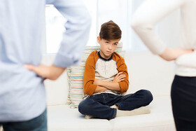نحوه برخورد والدین با اشتباهات کودکان
